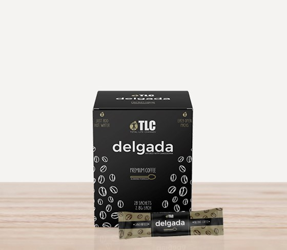 TLC  Delgada Coffee Targets Weight Loss