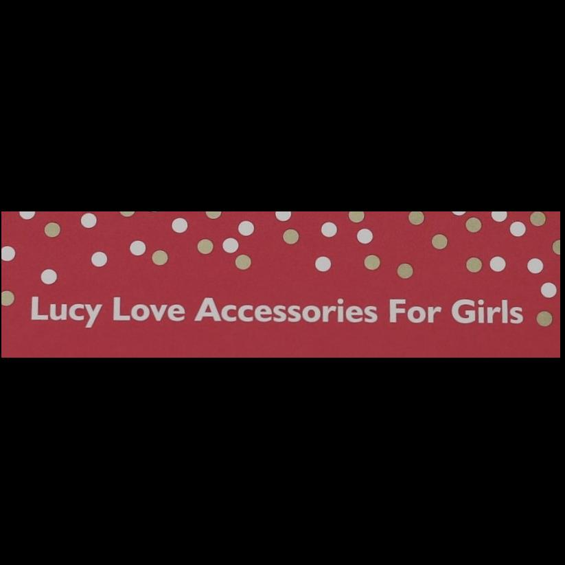 Lucy Love Accessories For Girls