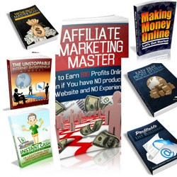 Affiliate Marketing 43X Ebooks Mega Bundle How-To Information