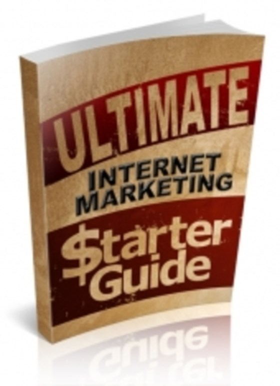 Ultimate Internet Marketing Starter Guide.pdf + Resell Rights