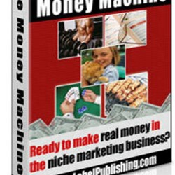 Niche Money Machine Marketing Online Ebook Guide .pdf