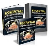Essential Internet Marketing Ebook + Mini-Site with Resell Rights