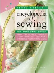 Leisure Arts -Encyclopedia Of Sewing
