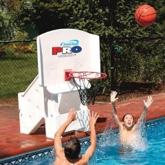 Swimline Cool Jam Pro Poolside Basketball