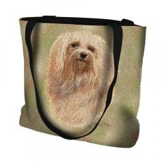 Pure Country Weavers Outdoor Travel Havanese Tote Bag