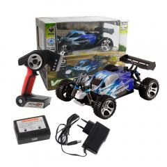 WL A959 1/18 Scale 2.4G RC Off-Road Racing Car with Anti-vibration System