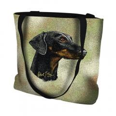 Pure Country Weavers Doberman Pinscher 2 Tote Bag