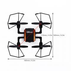 Gteng T901F 4CH 6-Axis Quadcopter Drone 2.0 MP Camera FPV RC Drone Helicopter