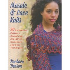 Gooseberry Patch Stackpole Books-Mosaic & Lace Knits