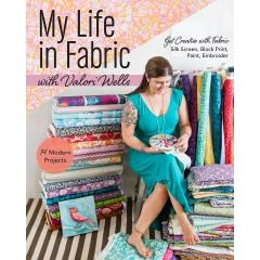 C&T Publishing Stash Books-My Life In Fabric