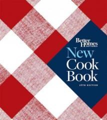 Better Homes and Gardens New Cookbook