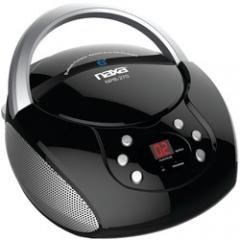 Naxa Bluetooth Streaming Cd And Cd-r And Rw Boom Box