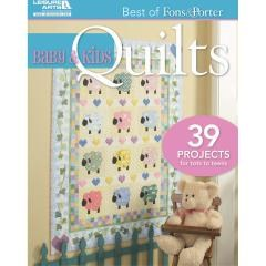 Leisure Arts -Baby & Kids Quilts