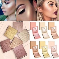 Kylie Jenner highlighter makeup Contour Powder Highlighter Repair Capacity Light High Cosmetic Makeu