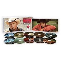 GARTH BROOKS....THE ULTIMATE COLLECTION....10 disc
