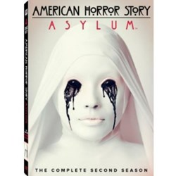 AMERICAN HORROR STORY....ASYLUM   2ND SEASON DVD