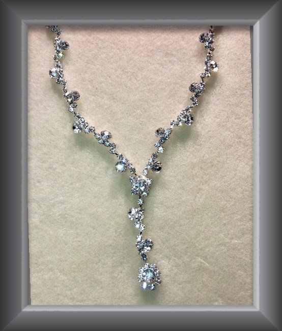 Necklace Rhinestone