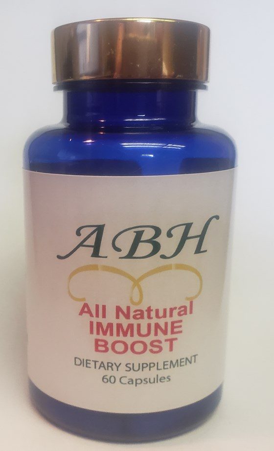 New Immune Support Booster Sale - All Natural Ingredients