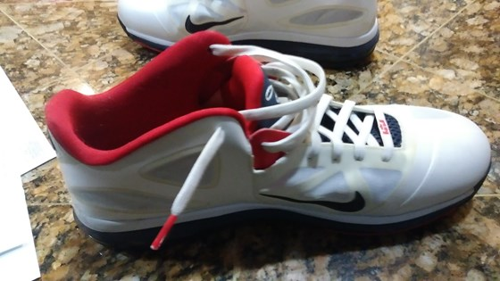 Nike 2012 Labron James signature promo model/ New- size 16