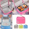 17L Portable Cooler Bag Thermal Lunch Picnic Box Meal Insulated Delivery Bag Drinks