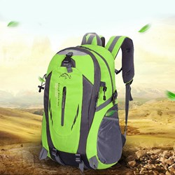Adisputnt Men Women 40L Hiking Backpacks Waterproof Camping Bags Backpack Outdoor Travel Bag