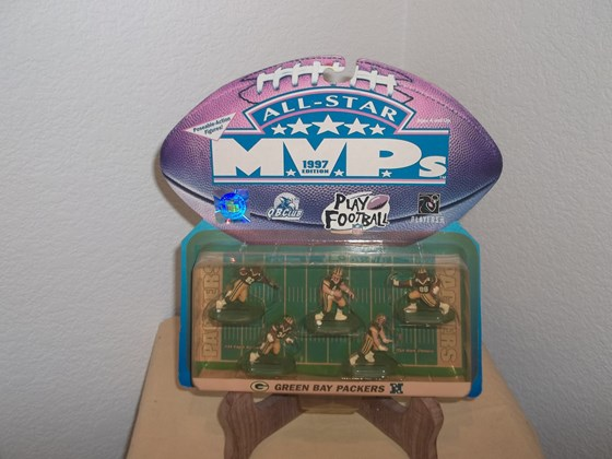 ALL STAR MVPs 1997 EDITION GREEN BAY PACKERS