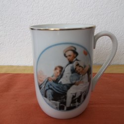"MUG, NORMAN ""MAN CHILDREN"" MUG"