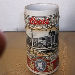 STEIN, COORS - ORIGINAL DRAFT 1873