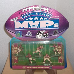 ALL STAR MVPs 1997 EDITION SAN FRANCISCO 49ERS