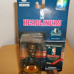 NBA HEADLINERS ACTION FIGURE KEVIN GARNETT