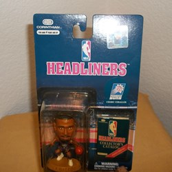 NBA HEADLINER - PHOENIX SUNS ACTION FIGURE CEDRIC CEBALLOS