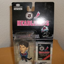 NHL HEADLINERS ACTION FIGURE - JOE SAKIC