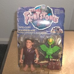 "THE FLINTSTONES ""EVIL CLIFF VANDERCAVE"""
