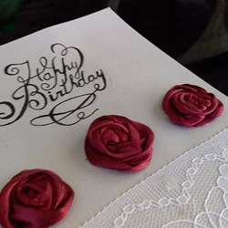 Handmade birthday card...