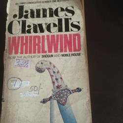 James clavels- whirlwind