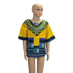 African Cotton 100% cotton shirt