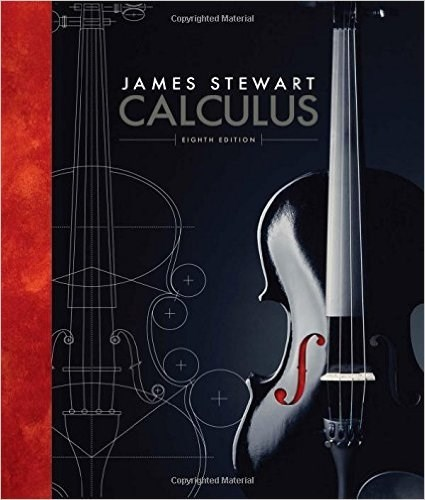 Calculus 8th Edition by James Stewart (PDF eTextbook)