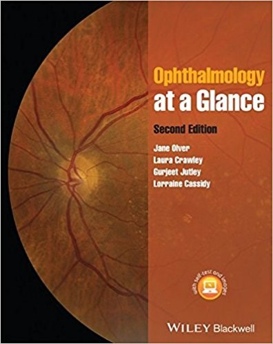 Ophthalmology at a Glance 2nd edtion (PDF eTextbook)