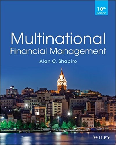 Multinational Financial Management 10th Edition (PDF eTextbook)