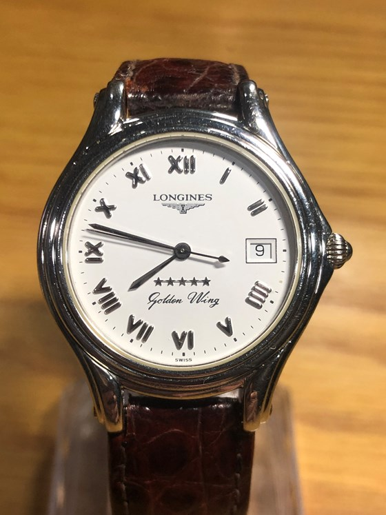 LONGINES GOLDEN WING L3.606.4